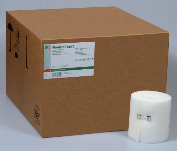 Rosidal® Soft, Schaumstoffbinde, 10 x 0,3cm x 2,5m