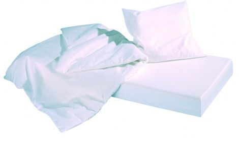 allergosan Spannbettlaken 200 x 160 x 20 cm