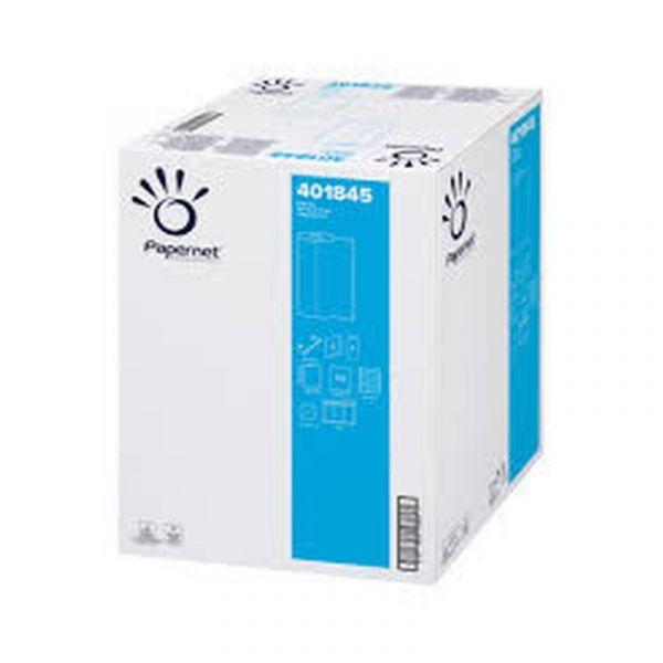 Ärzterollen perfor. 2-lg weiß 50x35cm 401845