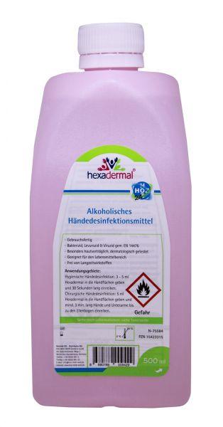Sterillium Handedesinfektionsmittel 500 Ml Shop Apotheke At