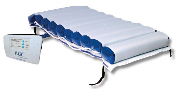 Arsos® Light m. Dexos® Light WDS, 200 x 90 x 12cm