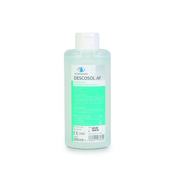 Descosol AF , 500 ml Flasche, Flächendesinfektion